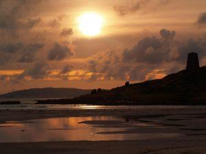 fotos del sol en la playa