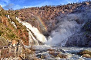 fotos de la cascada del Ézaro