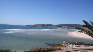 fotos de la playa de Lires