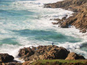 fotos casanosa pescador en mar abierto cerca de casanosa