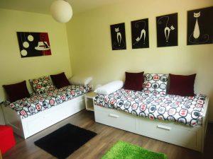 habitaciones y decoraciones