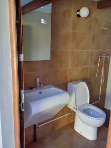 limpieza general baño