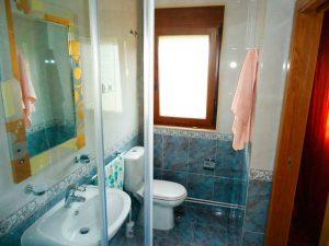 limpieza en water y lavabo