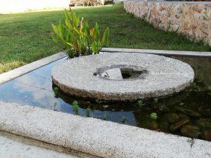 faqs fuente estanque del jardín