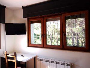 ventana en habitación planta primera
