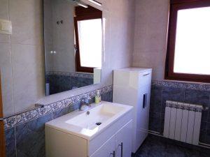 lavabo baño común